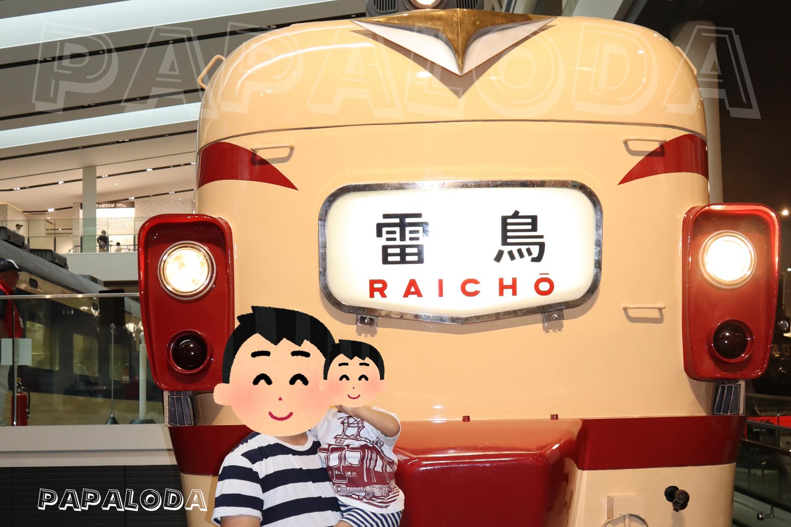 京都鉄道博物の館本館1階徹底解説005