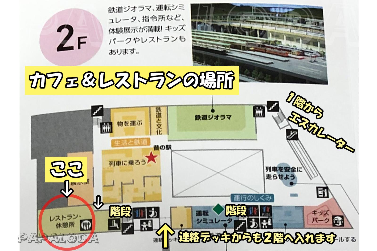 京都鉄道博物館レストラン002