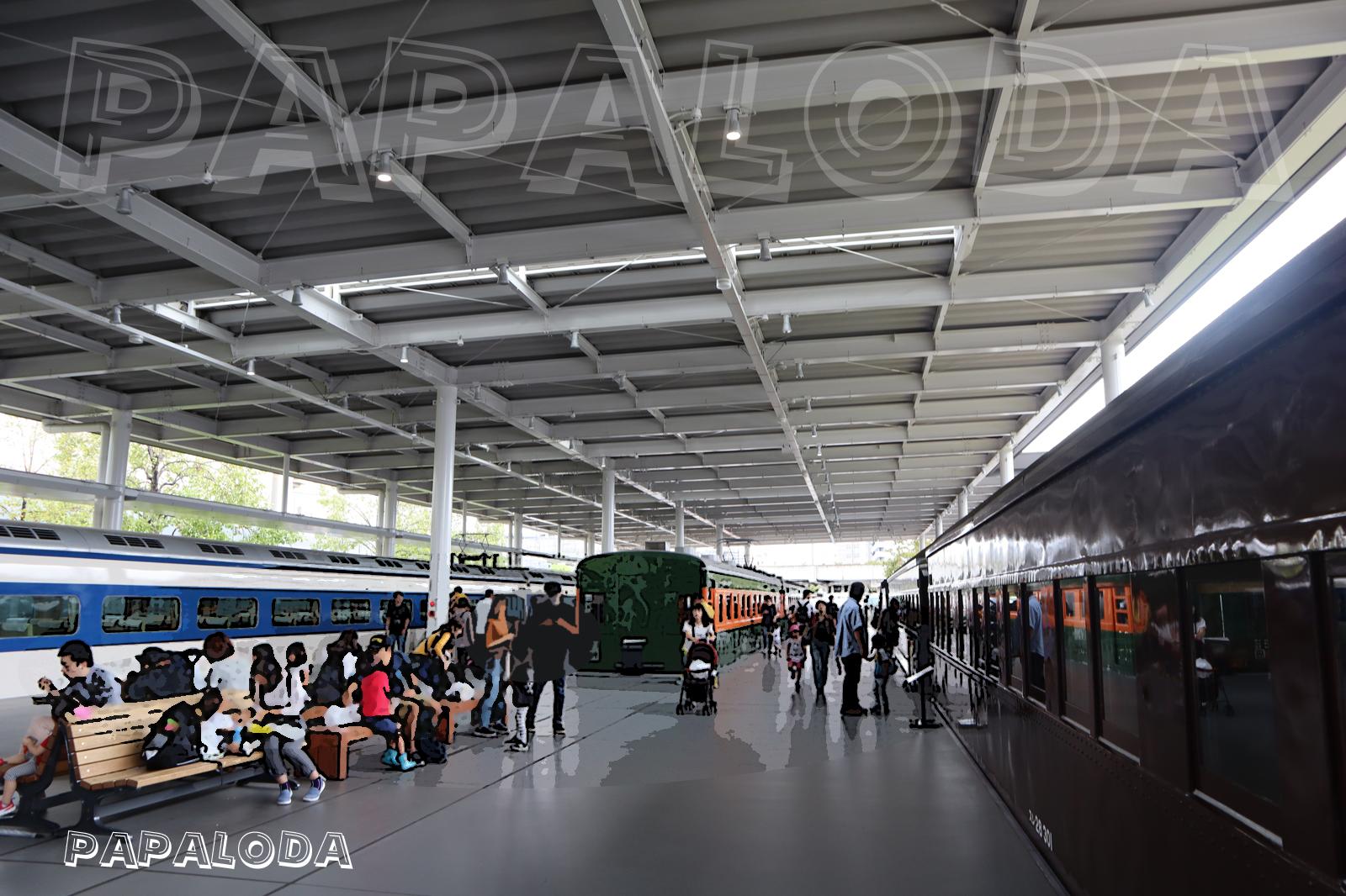 京都鉄道博物館プロムナード001